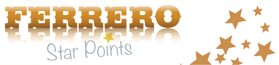 Ferrero STAR points