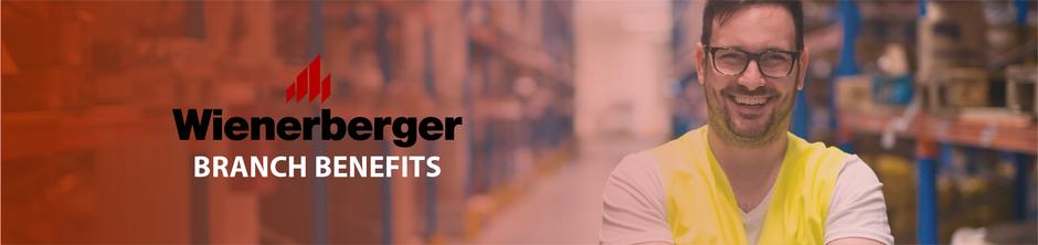 Wienerberger Branch Benefits